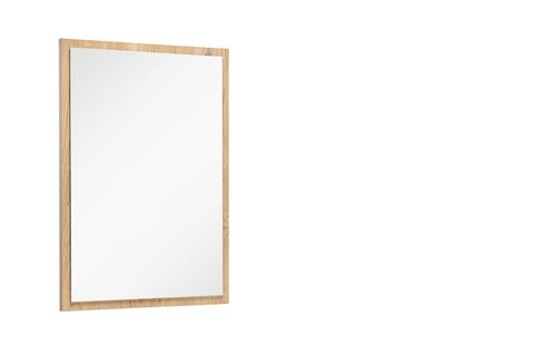 Spiegel Met Lijst.Vtwonen Baden Goodmorning Spiegel Met Lijst 45 X 60 Cm Oak