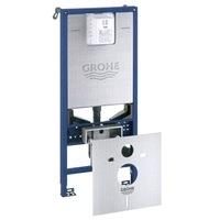 Grohe Rapid Slx wc element met wandbevestigingset