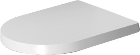 Duravit Me By Starck closetzitting compact met softclose mat wit