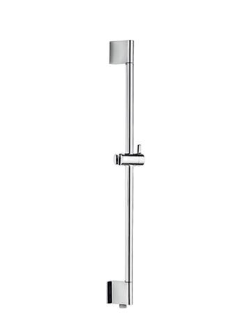 Hotbath IBS 2RA Get Together inbouw doucheset Laddy geborsteld nikkel - Ronde 3-standen handdouche - hoofddouche 30cm - plafondbuis 30cm - glijstang
