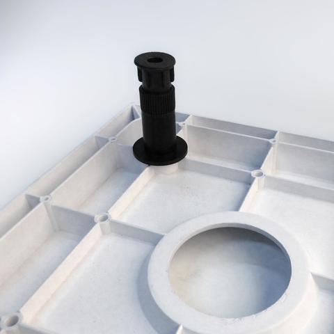 Sealskin Get Wet Fusion potenset (12 stuks)