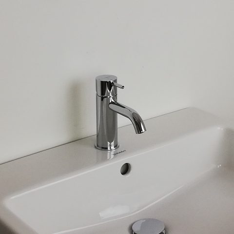 Hotbath Cobber CB003C wastafelkraan chroom