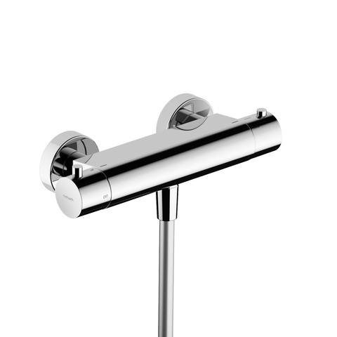Hotbath Cobber B008 douchethermostaat chroom