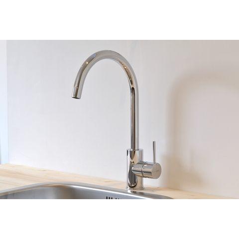 Hotbath Cobber CB040 keukenkraan chroom