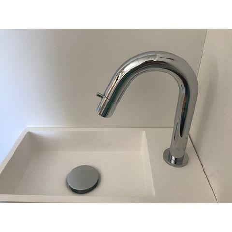 Hotbath Cobber U001 fonteinkraan chroom