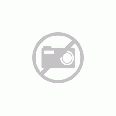 Hotbath Cobber M427 stortdoucheset, hoofddouche 20 cm en doucheslang met handdouche geborsteld messing