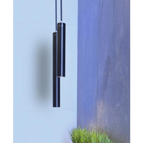 Looox Light Collection badkamer hanglamp LED 40cm mat zwart