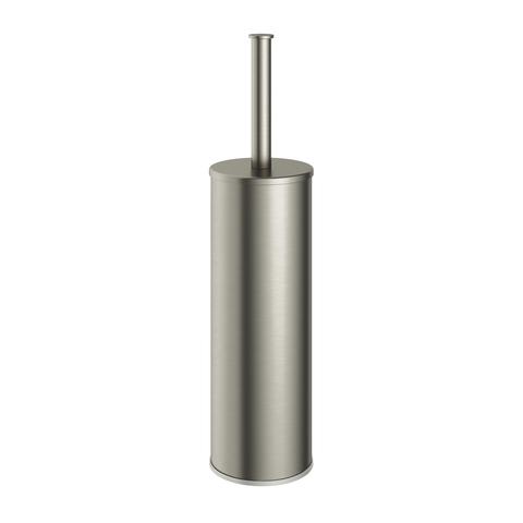 Hotbath Cobber CBA12 toiletborstelhouder vrijstaand geborsteld nikkel