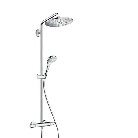 Hansgrohe Croma Select S280 1jet showerpipe chroom