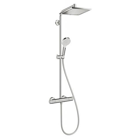 Hansgrohe Crometta E 240 1jet showerpipe chroom