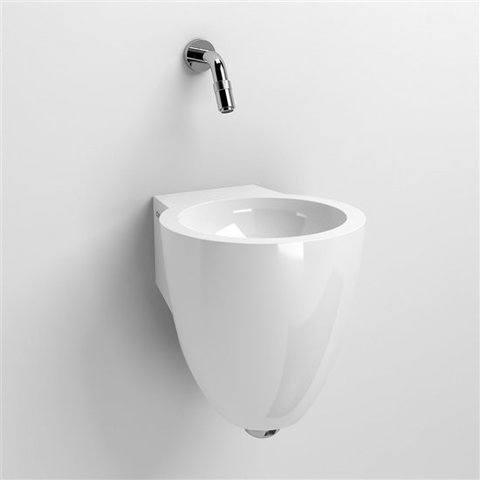 Clou Flush 6 toiletfontein zonder kraangat mineraalmarmer