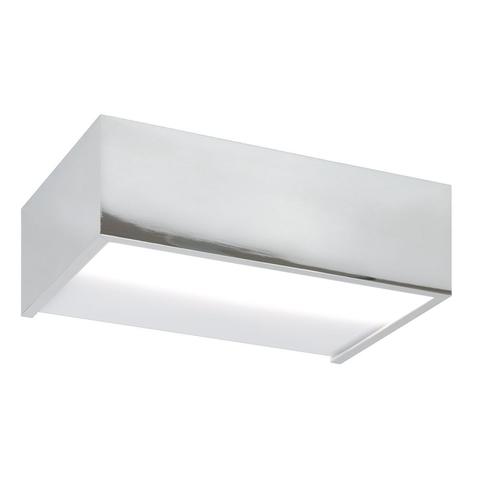 Blinq Monza wandlamp LED chroom