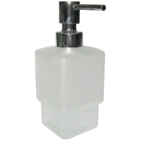 Blinq Philadelphia 1/s-line flacon en pomp voor zeepdispenser glas