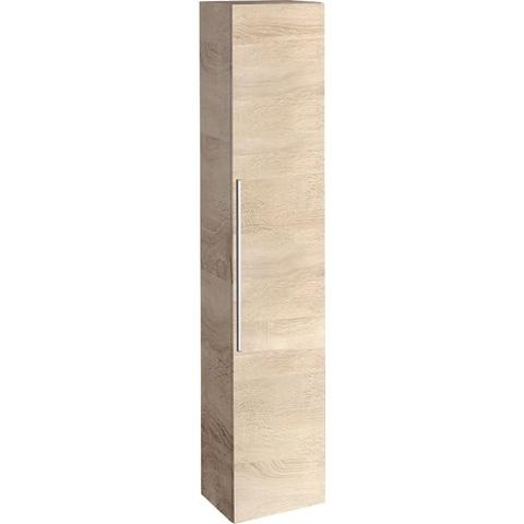 Geberit Icon hoge kast 1 deur 180cm eiken naturel eiken naturel