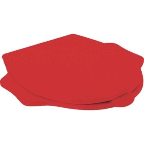 Geberit 300 Kids closetzitting schildpad softclose rood