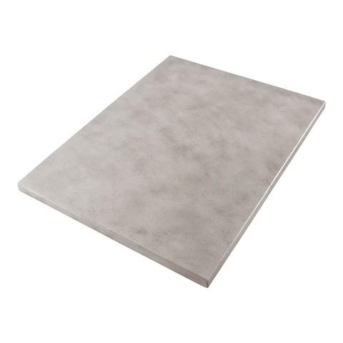 Bewonen Concrete topblad beton 60cm