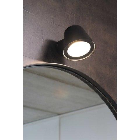 Ink led 008 wandlamp led incl 3000k + 4000k lamp - mat wit