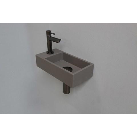 Ink Versus fonteinpack - links - quartz beton - toebehoren gun metal