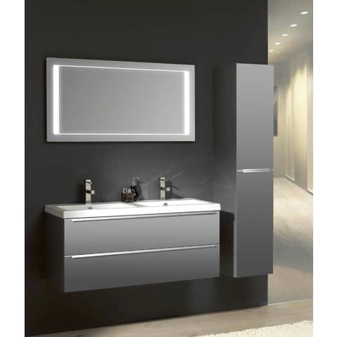 Thebalux LM LED spiegel 140cm