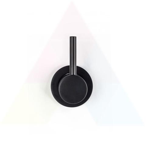 Bongio T Mix inbouw wastafelkraan mat-zwart