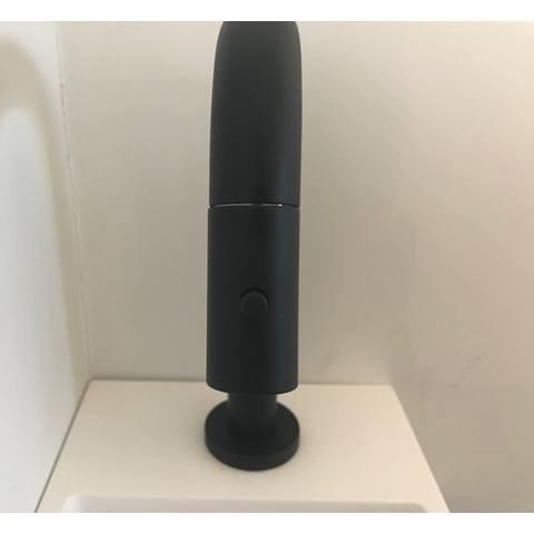 Luca Primo fonteinkraan hoge uitloop mat-zwart
