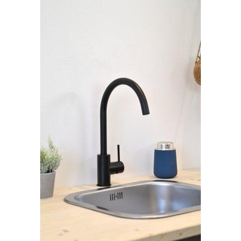 Hotbath Cobber CB040 keukenkraan mat-zwart