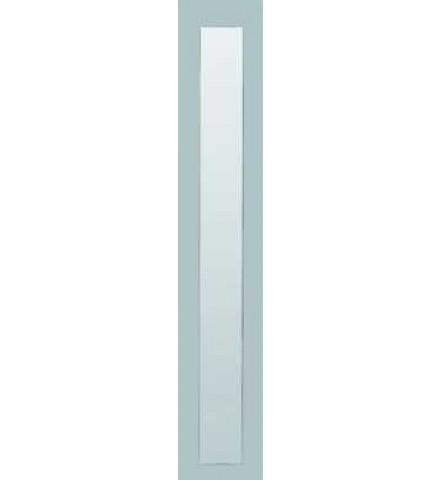 Basic fonteinspiegel rechthoekig - 100x5mm (bxd)