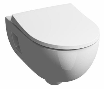Sphinx 300 Basic wandcloset Rimfree combipack met zitting SC