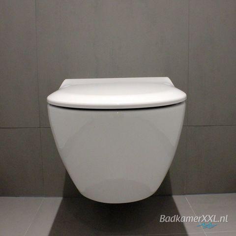 Villeroy & Boch Subway 2.0 toiletset met Tece reservoir/bedieningsplaat wit