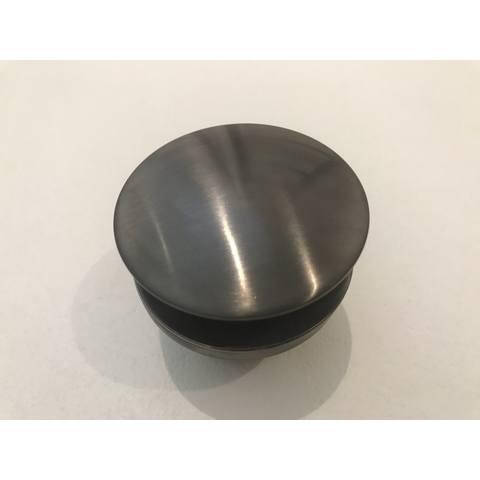 Hotbath Cobber P708 niet-afsluitbare plug rond verouderd ijzer