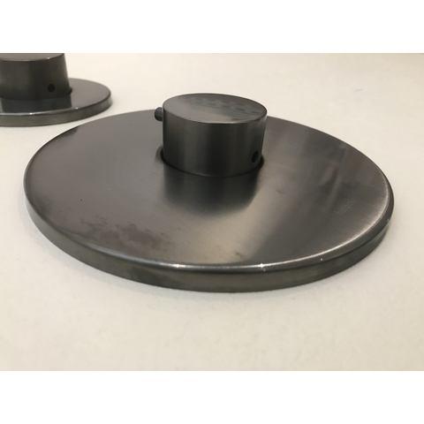 Hotbath Cobber CB007 Inbouwthermostaat met 2 stopkranen verouderd ijzer