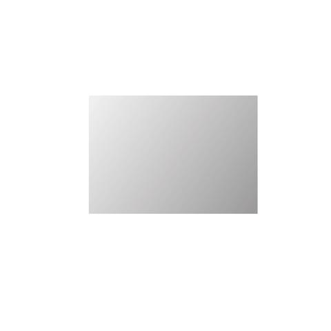Proline Basic spiegel rechthoek op alu frame 100cm - xmm (bxd)