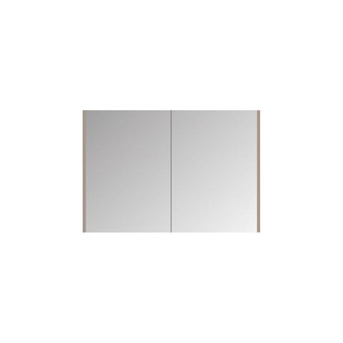Blinq Ace spiegelkast Xcellent 120cm - hoogglans wit