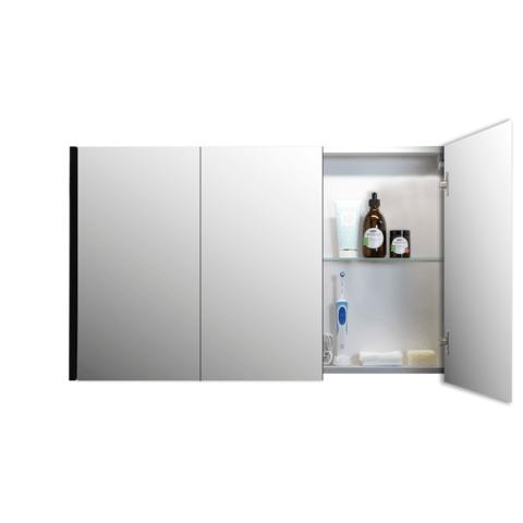 Ink spiegelkast SPK1 160cm - 3 deuren