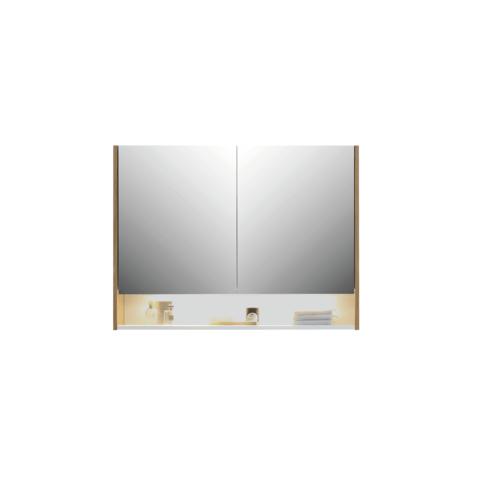Ink spiegelkast regaal SPK3 140cm - 2 deuren