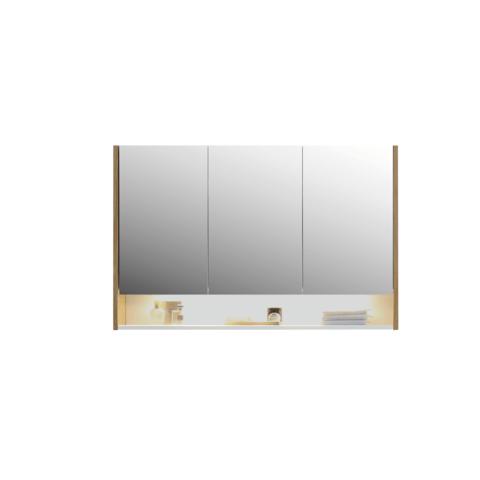 Ink spiegelkast regaal SPK3 160cm - 3 deuren