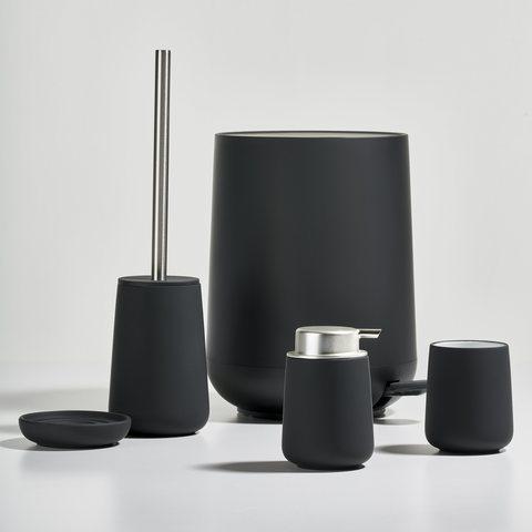 Zone Denmark Nova toiletborstel - zwart