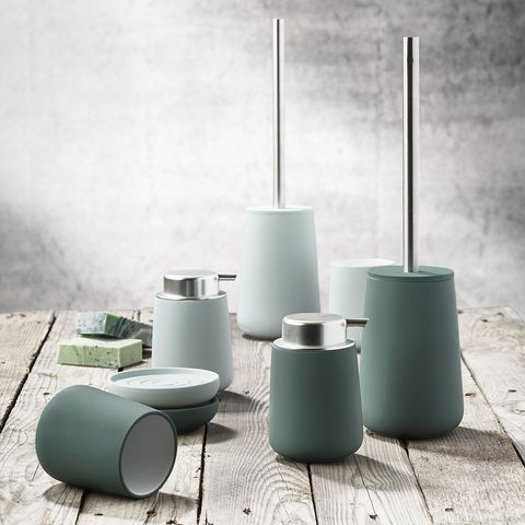 Zone Denmark Nova toiletborstel - dusty green