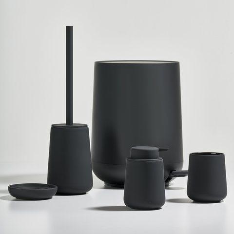 Zone Denmark Nova One toiletborstel - zwart