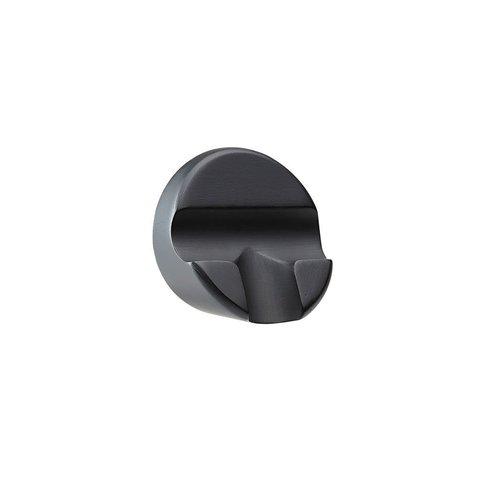 Zone Denmark douchewisser - zwart - met magnetische houder