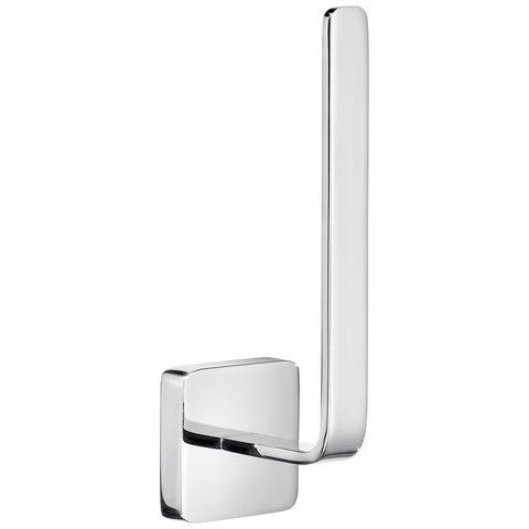Smedbo Ice toiletrolhouder zonder klep chroom