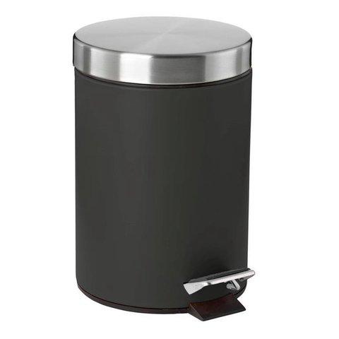 Zone Denmark Confetti pedaalemmer - zwart - 3 liter