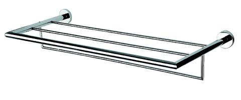 Geesa Nemox badhanddoekrek 60 cm. chroom