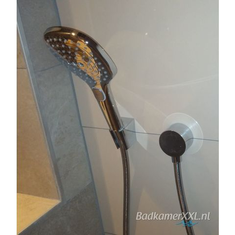 Hansgrohe Raindance Select E 120 ecosmart 3jet handdouche wit-chroom