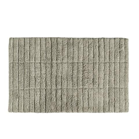 Zone Denmark badmat - tiles - eucalyptusgroen - 100% katoen - 80 x 50 cm