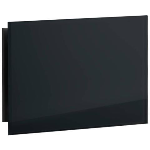Sunshower ventilatieroosters (2 stuks) - rechthoek 15x9cm - Black