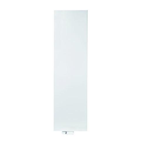 Bewonen Alento verticale designradiator met vlakke voorplaat - type 22 - 180x60cm - wit