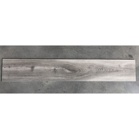 Baldocer Belfast houtlook tegel 20x120 - Ash