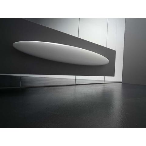 Instamat Blade H designradiator horizontaal 25 x 170 cm (H x L) wit
