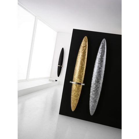 Instamat Blade V designradiator verticaal 170 x 25 cm (H x L) geborsteld verchroomd
